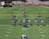 Madden NFL 2005 Windows Try to get past that yellow line.