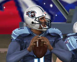 Madden NFL 2005 Windows Player close-up