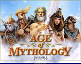 Age of Mythology Windows Title screen
