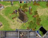 Age of Mythology Windows My workers are building the Trojan Horse.
