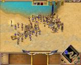 Age of Mythology Windows Observing the battle.