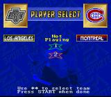 NHL '94 SNES You can play up to five players with a multi-tap...or, in my case, just a measly two.