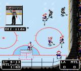 NHL '94 SNES Hold on to your hats, fans, because the electrifying offside play has made it into this year's edition as well!