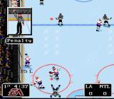 NHL '94 SNES Get too enthusiastic with the horseplay, and the ref will toss you in the sin bin to cool off.