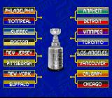 NHL '94 SNES If you think you have what it takes, you can go on a quest for Lord Stenley's coveted Cup.