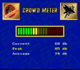 NHL '94 SNES You can even keep an eye on how much noise the home crowd is making. Stir up a really exciting contest, and the meter will start to crack!
