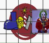 WWF Raw SNES This time Doink the Clown won.