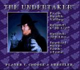 WWF Royal Rumble SNES There is no wrestling game without The Undertaker.