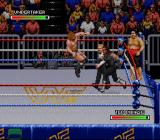 WWF Royal Rumble SNES A drop kick