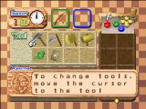 Harvest Moon 64 Nintendo 64 Tutorial