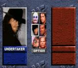 WWF WrestleMania SNES Select your character