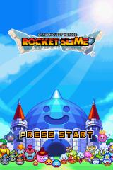 Dragon Quest Heroes: Rocket Slime Nintendo DS Title screen