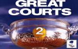 Great Courts 2 DOS Title Screen