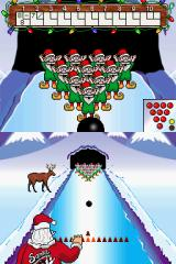 Elf Bowling 1&2 Nintendo DS Hurling a 16 lb ball into some elves.