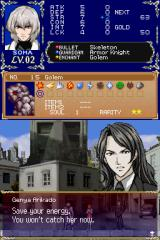 Castlevania: Dawn of Sorrow Nintendo DS You aren't fooling anyone Alucard, you might as well just drop the lame Japanesation of your name and fess up.