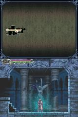 Castlevania: Dawn of Sorrow Nintendo DS Don't forget to save your game a lot, at least early in the game.