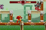 The Invincible Iron Man Game Boy Advance Two new types of enemies appear