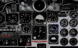 Air Duel: 80 Years of Dogfighting Amiga The instrument panel of a F-4 Phantom II