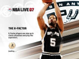 NBA Live 07 Windows Loading screen