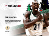 NBA Live 07 Windows Another loading screen