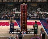 NBA Live 07 Windows Three point showdown