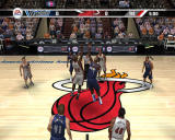NBA Live 07 Windows 1st period start