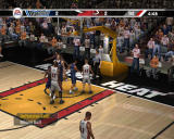 NBA Live 07 Windows Player gets a foul