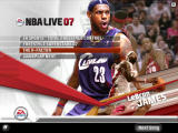 NBA Live 07 Windows New features of NBA Live 07