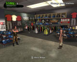 Tony Hawk's American Wasteland Windows Clothing Shop
