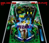 Super Pinball: Behind the Mask SNES Wizard - table view