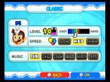Dr. Mario Online Rx Wii Before the game beings you can alter the difficulty, and speed.