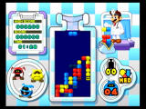 Dr. Mario Online Rx Wii A sticky situation.