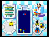 Dr. Mario Online Rx Wii That last yellow isn't looking happy.