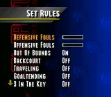 NBA Live 95 SNES Game's too hard? Bend the rules!