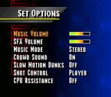 NBA Live 95 SNES For some style activate slow-mo dunks in the options menu.