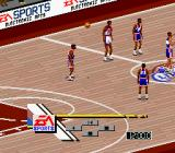 NBA Live 96 SNES Watch an instant replay.