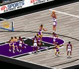 NBA Live 96 SNES He goes for two.