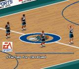 NBA Live 98 SNES Introduction to the teams