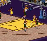 NBA Live 98 SNES Another dunk