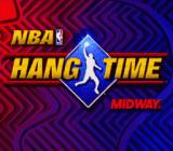 NBA Hang Time SNES Title screen