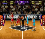 NBA Hang Time SNES Tip off!