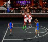 NBA Hang Time SNES Play on tarmac, too.