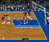 NBA Showdown SNES About to make a nice dunk.