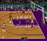 NBA Showdown SNES Free throws