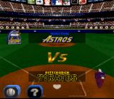 Ken Griffey Jr.'s Winning Run SNES Pick your teams, and play ball!