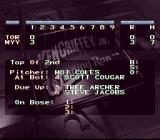 Ken Griffey Jr.'s Winning Run SNES Between innings you can check the score, as well as who's up to the plate next.