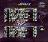 Ken Griffey Jr.'s Winning Run SNES Don't like your line up? Call a time out and make some changes!