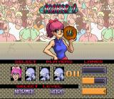 Super Bowling SNES You can play as a girl, too!