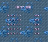 Super Bowling SNES High scores