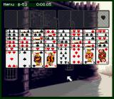 Super Solitaire SNES Freecell